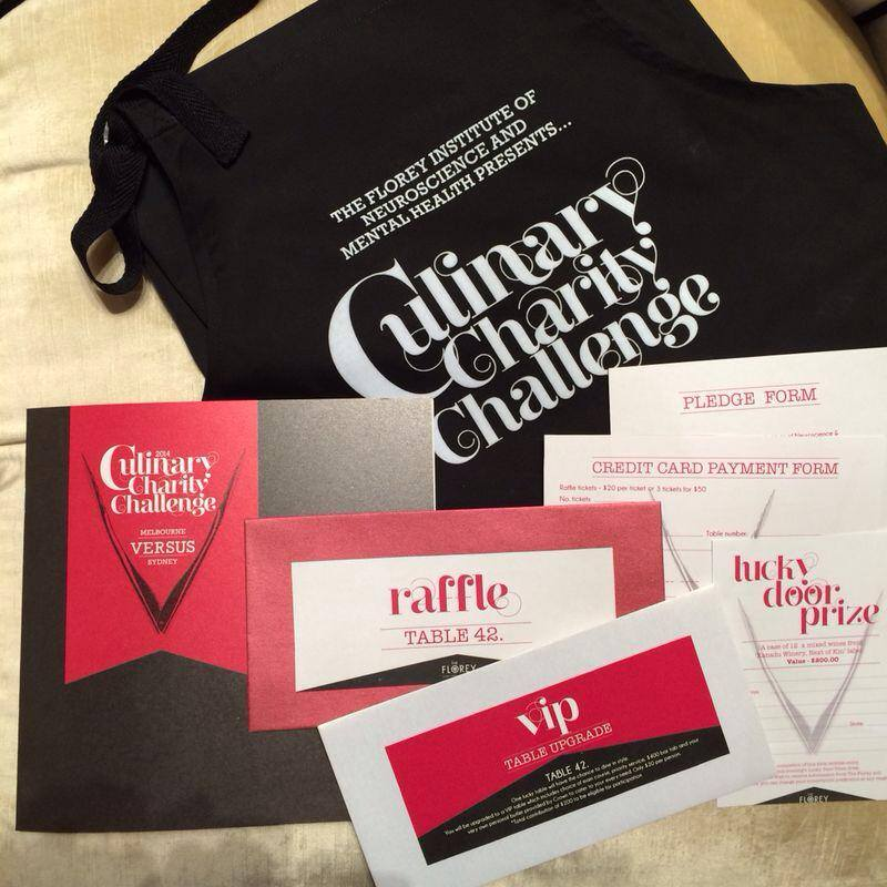 Culinary Charity Challenge